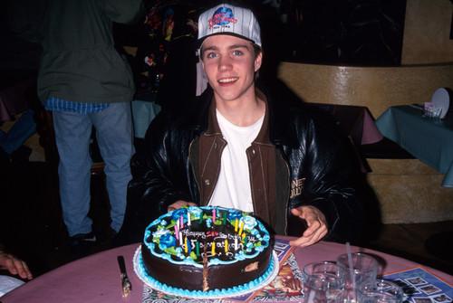 1994-04-14 - Jonathan Brandis Birthday Celebration