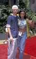 1996-06-15 - Opening Of Jurassic Park The Ride - jonathan-brandis photo