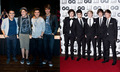 1D VS BTR - one-direction-vs-the-wanted photo
