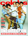 1D cover 'Celebs on Sunday' magazine - UK; April 2012.