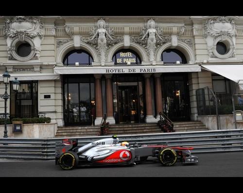 2012 Monaco GP