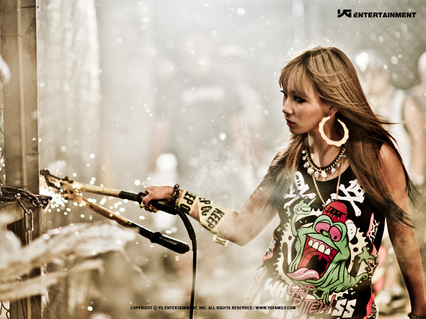 Cl 2ne1 Images 2nd Mini Album Hd Wallpaper And Background Photos