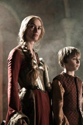 Cersei & Tommen