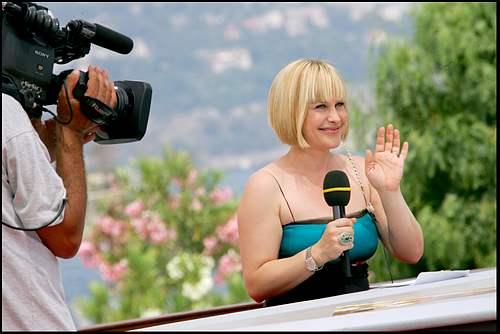 46th Monte Carlo テレビ Festival - June 2006