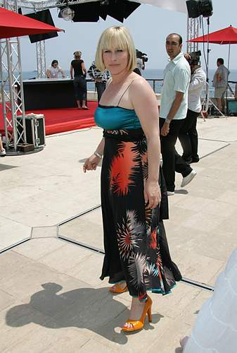 Patricia Arquette wallpaper titled 46th Monte Carlo Television Festival - June 2006