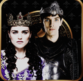 A  king  and his Queen - colin-morgan photo