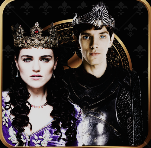 A king and his reyna