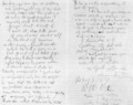 A letter to Stu Sutcliffe written by John Lennon 2 - john-lennon photo