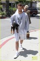 Alex Pettyfer &amp; Riley Keough: Le Pain Lunch - alex-pettyfer photo