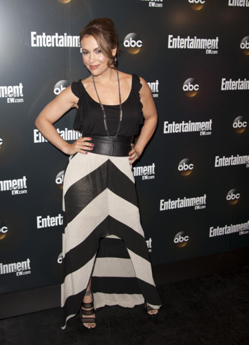 Alyssa - Entertainment Weekly & ABC TV Up Front VIP Party, May 15, 2012