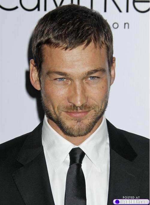 Dead Celebrities Andy Whitfield 1972- 2011