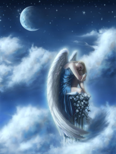 Angel in Sky
