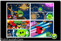 Angry Birds Space Screen Shot