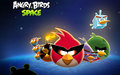 Angry Birds Space Wallpaper - angry-birds-space wallpaper