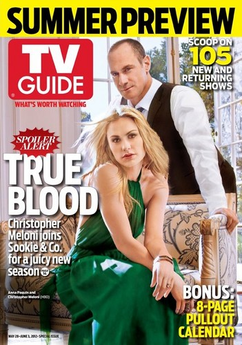 Anna Paquin [TV Guide May 2012]