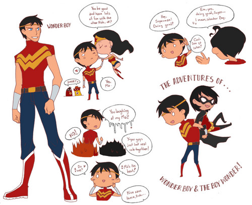 Another ALMOST makes me wish Superman never accepted Superboy