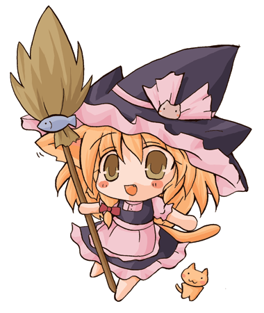 Another chibi Witch