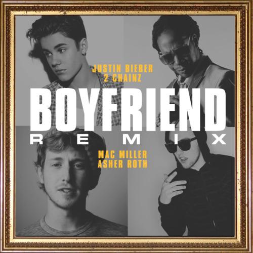 Artwork for the Boyfriend Remix