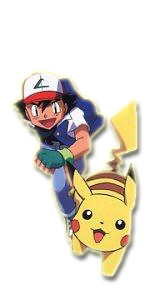Ash and Pikachu - pokemon Photo