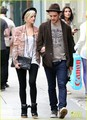 Ashlee Simpson & Vincent Piazza: Big Apple Bonding - ashlee-simpson photo