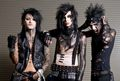 Ashley, Andy and CC - black-veil-brides-army-forever photo