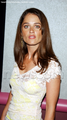 At the premiere of her movie Cherish - robin-tunney photo
