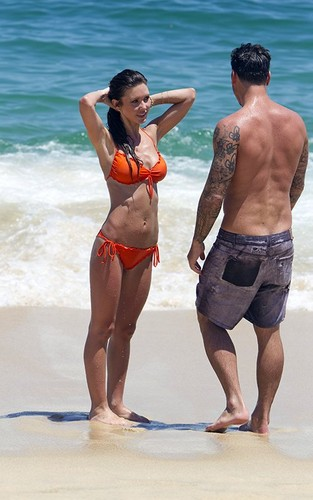 Audrina in Cabo San Lucas (May 23)