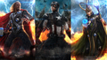 Avengers karatasi la kupamba ukuta