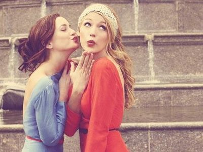 B&S - ♥ - every blondie needs a brownie par her side.