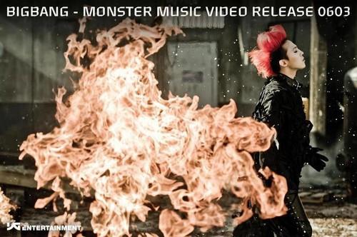 "BIGBANG – ""Monster"" M/V Pics (GD)"