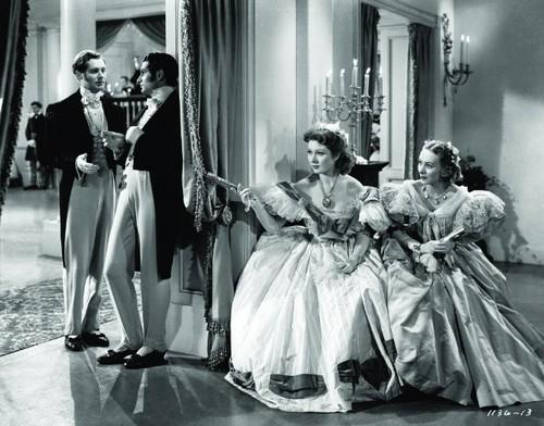 BIngley, Darcy,Elizabeth and charlotte