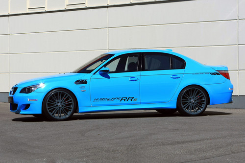 BMW M5 HURRICANE RRS Von G-POWER