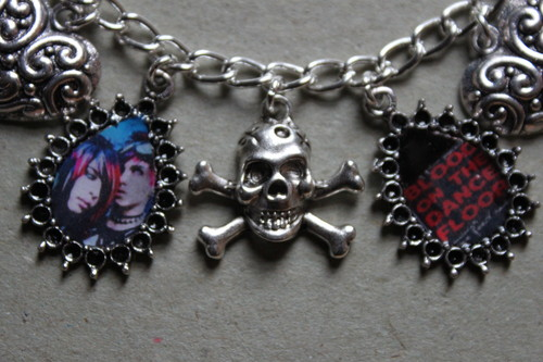 BOTDF Dahvie Vanity Jayy Von Monroe charm bracelet