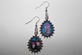 BOTDF Dahvie Vanity and Jayy Von Monroe dangle earrings