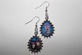 BOTDF Dahvie Vanity and Jayy Von Monroe dangle earrings