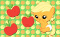Baby Applejack - applejack wallpaper