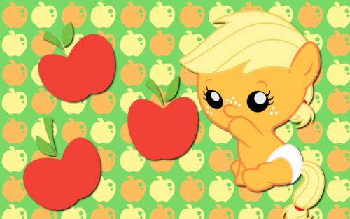 Baby aguardiente de manzana, applejack