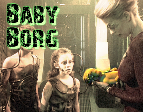 Baby Borg