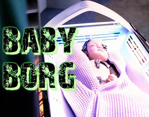 Baby Borg - Star Trek Voyager Fan Art (30941202) - Fanpop  |Borg Baby
