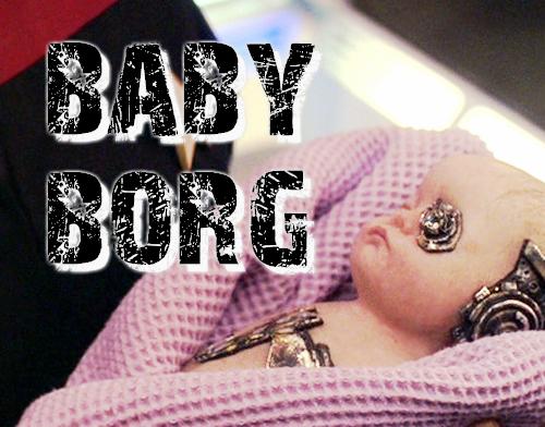 Baby Borg - Star Trek Voyager Fan Art (30941257) - Fanpop  |Borg Baby