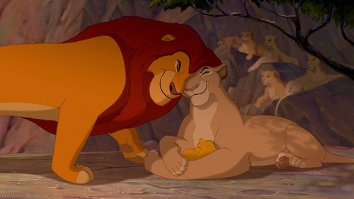 Baby Simba - the-lion-king Photo