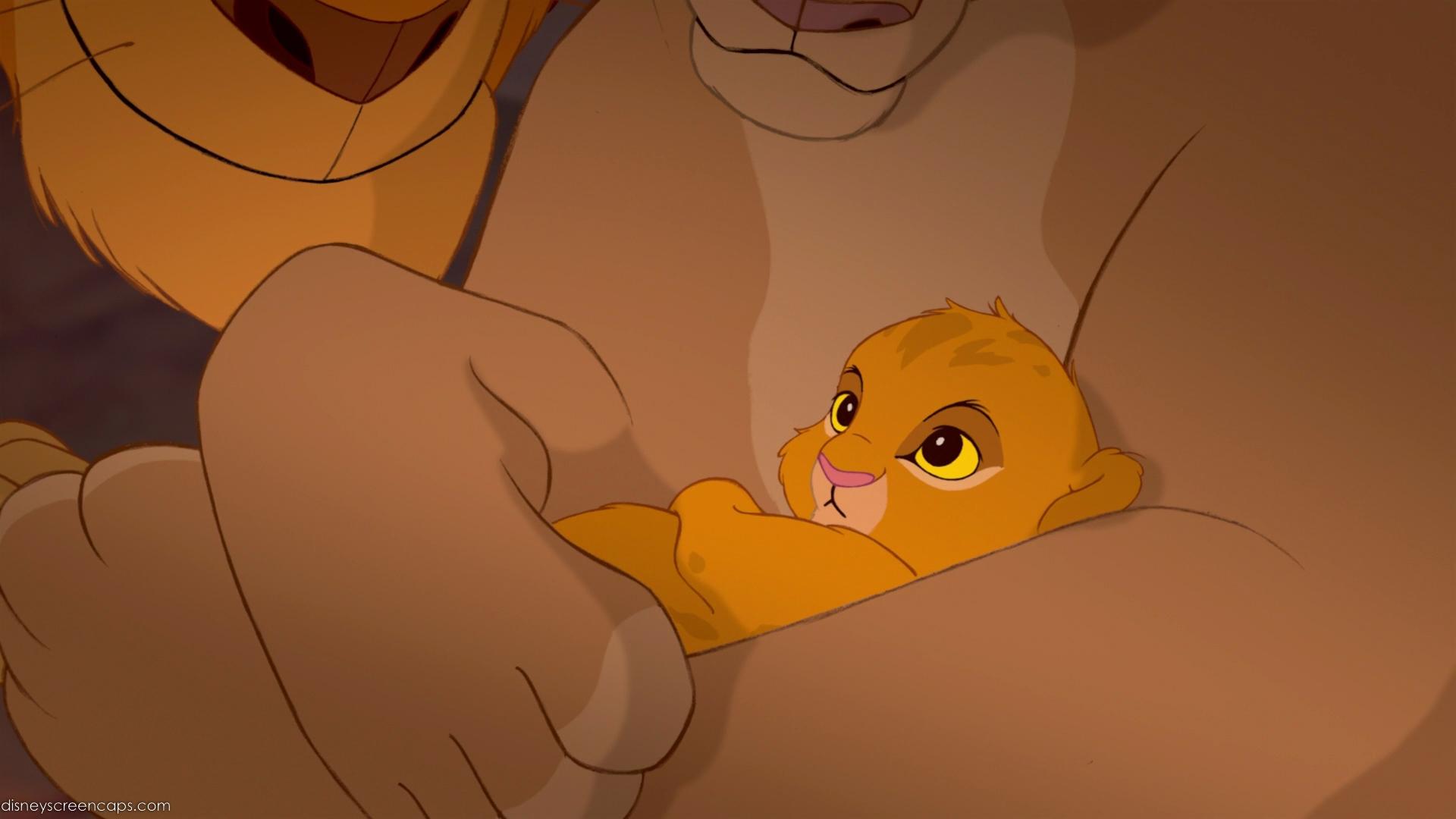 Baby Simba