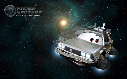 Back to the Future wallpaper titled Back to the Future