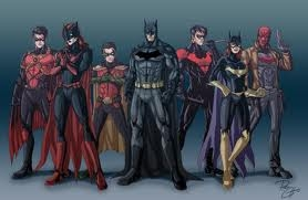 Bam-Jam - batfamily Fan Art