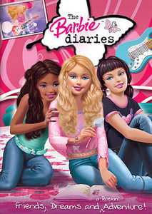 Barbie Diaries New Cover!!!! (Edit DVD Cover) - barbie-movies Photo