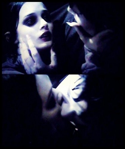 Barnabas and Victoria