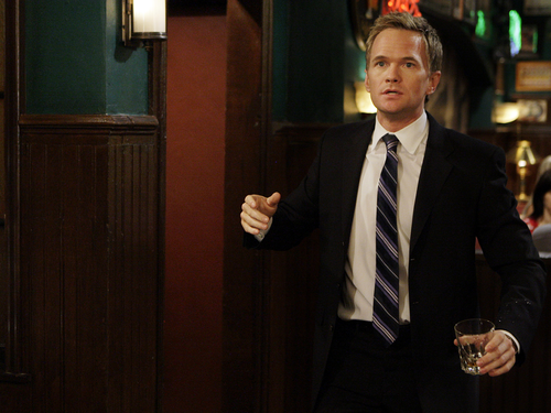 Barney Stinson wallpaper containing a business suit, a suit, and a three piece suit called Barney Stinson