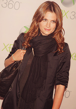 Beautiful Stana <3 - castle Photo