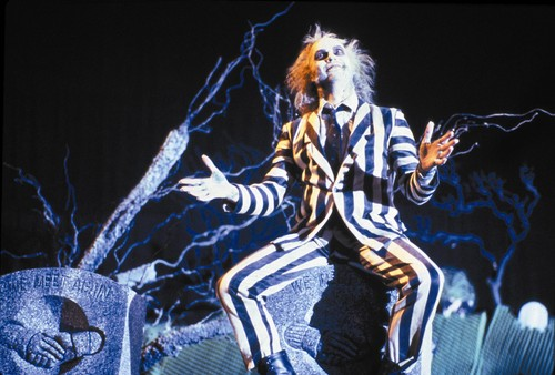 Beetlejuice: The Movie Hintergrund titled Beetlejuice