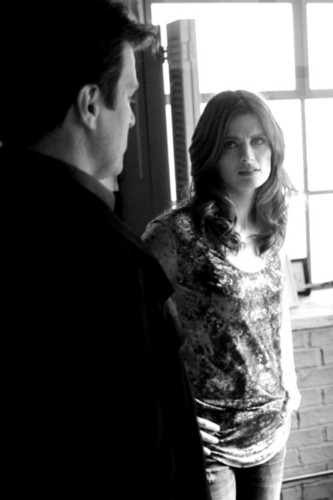 Behind Scenes - castle Photo